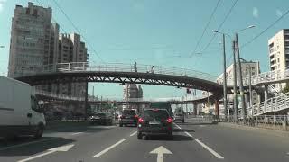 урок вождения на машине с правым рулем до аэропорта