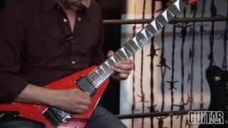 Jackson Guitars Mark Morton D2 Dominion & PDX Demmelition