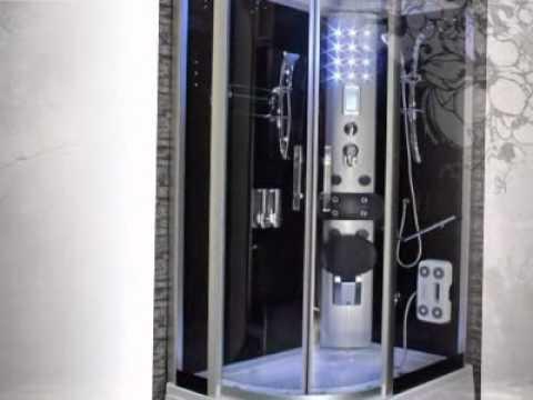 acquavapore dtp8060 7300l dusche duschtempel komplett. Black Bedroom Furniture Sets. Home Design Ideas