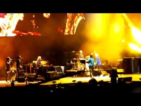 The Rolling Stone - Tumbling Dice (Foro Sol, México CDMX) América Latina Olé Tour 2016