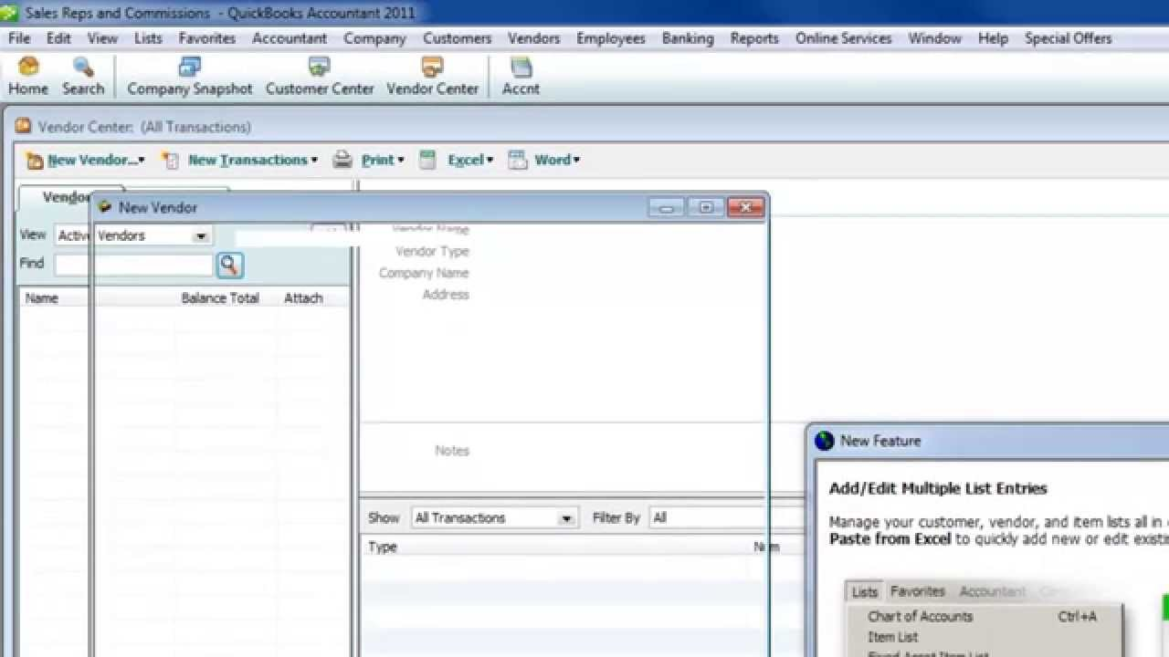 how to catch up quickbooks