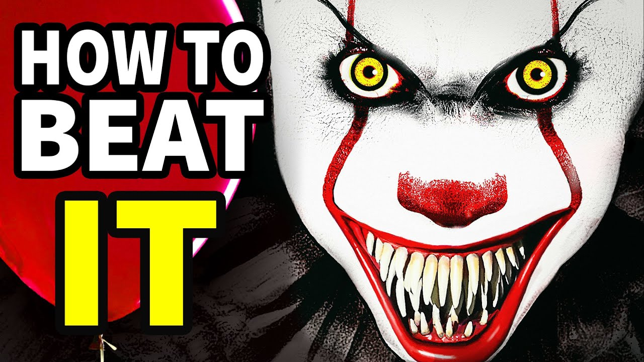 How To Beat The DEMONIC CLOWN In