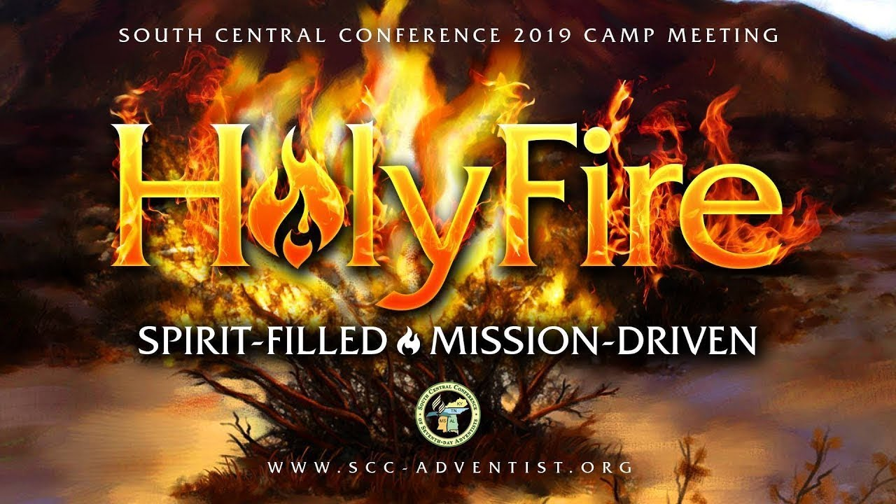 SCC Campmeeting Divine Worship - 6/08/2019