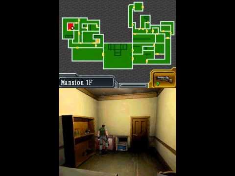 Resident Evil - Deadly Silence (Rebirth Mode, Chris scenario) - Real-Time Playthrough