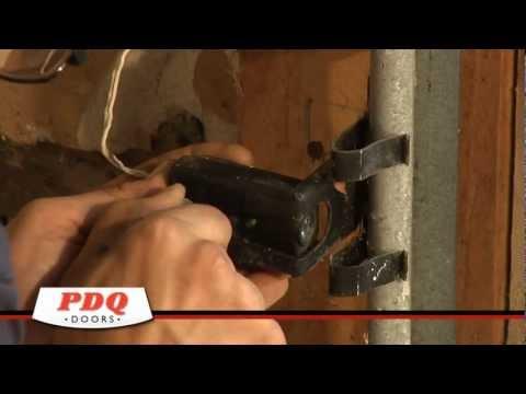 Garage Door Won't Close? How-To Fix A Garage Door That Won't Close PDQ Doors Cincinnati Ohio