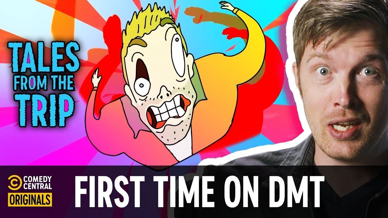 DMT Took Shane Mauss to the Infinite Void – Tales from the Trip