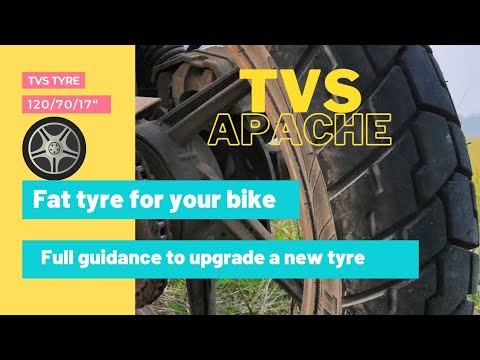Tyre upgraded 110/80  to 120/80 | advantages and disadvantages | Grand Piston | Hindi