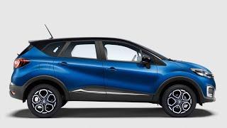 Смотрим новый Рено Каптюр / Renault Kaptur 2020