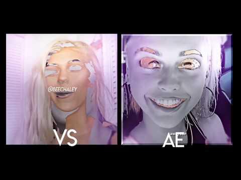 Recreating an Ae edit on Videostar // After effects vs videostar