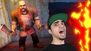 مقالب خرافية في الجزار المرعب Scary Butcher 3D !! 😈🔥