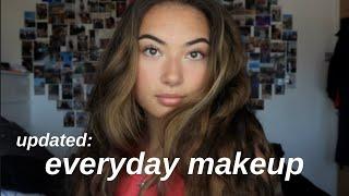 everyday makeup routine :)
