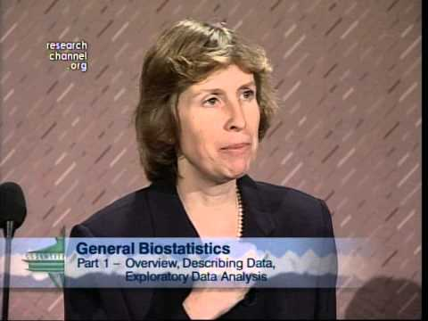 Part 01: Overview of General Biostatistics