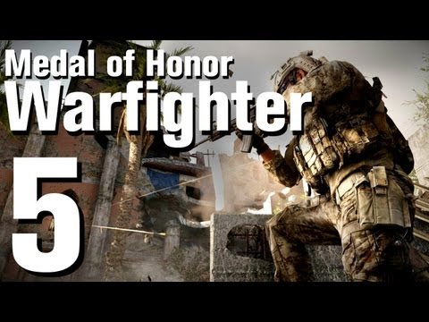 Medal of Honor: Warfighter Walkthrough Part 5 - Chapter 4: Preacher