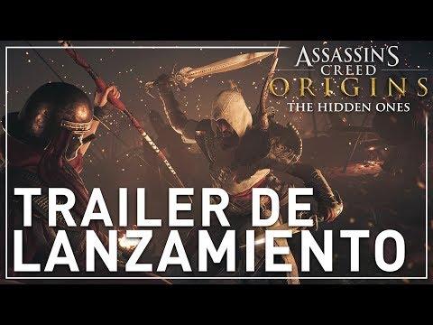 Assassin's Creed Origins - Trailer de Lanzamiento I Los Ocultos