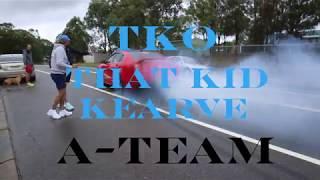 Gambar cover TKO X THAT KID KEARVE - A-TEAM