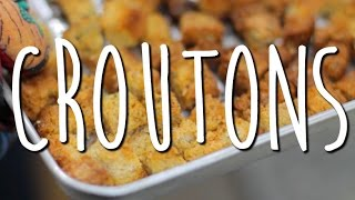 Croutons - Pimp My Salada: Parte 2
