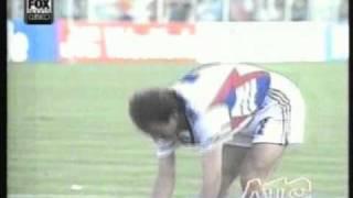 Argentina 0 Yugoslavia 0 Mundial Italia 90 (Penales )
