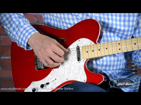 Fender Deluxe Telecaster Thinline | N Stuff Music