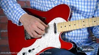 Fender Deluxe Telecaster Thinline   N Stuff Music