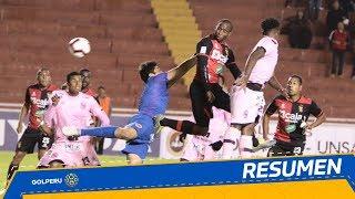 Resumen: Melgar vs Sport Boys (1-1)