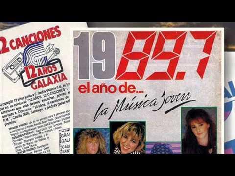 RADIO GALAXIA CHILE FINES DE LOS OCHENTAS 1, PEDRO TORRES FORNER