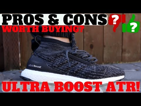After Wearing: ADIDAS ULTRA BOOST ATR: PROS & CONS! (Worth Buying?)