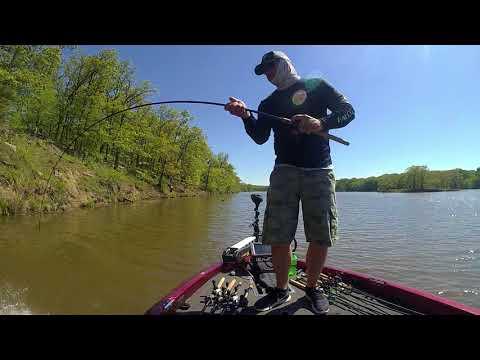 Okie BFL Practice Arkansas River 5/5/18