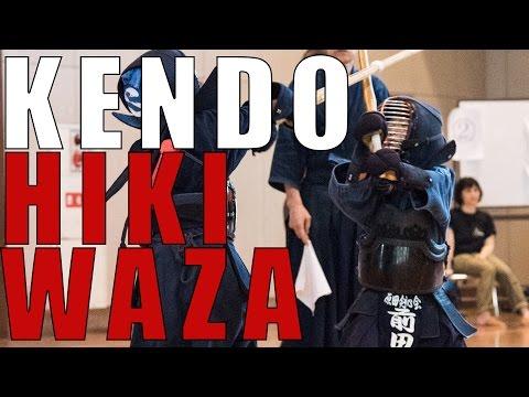 Kendo Techniques :