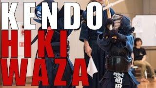 Kendo Techniques : Hikiwaza - The Kendo Show