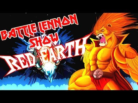 Battle Lennon - Red Earth