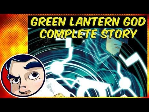 Green Lantern God of Light - Darkseid War Complete Story