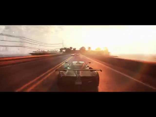 The Crew trailer E3 2014