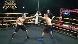 John Spencer vs  Martin Gavin  Ultimate Bare Knuckle Boxing   Light Welterweight Tite Eliminator