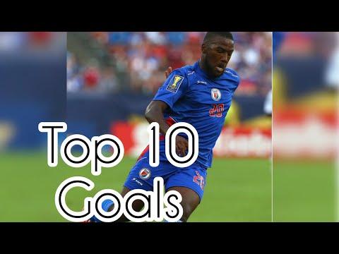 Dukens Nazon 🇭🇹🇭🇹🇭🇹  ⚫️  Top 10 Goals ⚽️🔥⚽️