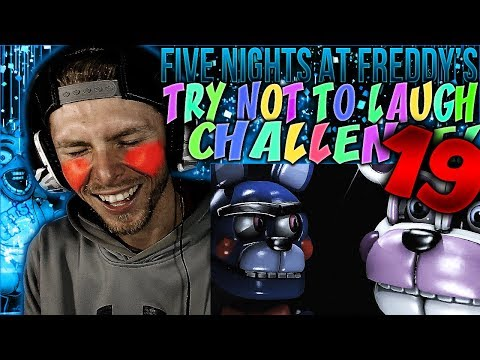 Vapor Reacts #488 | [FNAF SFM] FIVE NIGHTS AT FREDDY'S TRY NOT TO LAUGH CHALLENGE REACTION #19