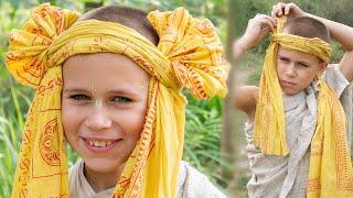 Gurukula Festival Turban - How to wear