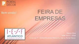 Gambar cover Portal Decor - Feira Empresas 2016