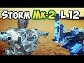 War Robots Mk 2 Maxed STORM Brawling Gameplay mp3