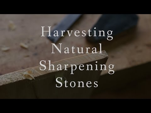 Harvesting Natural Sharpening Stones Mp3