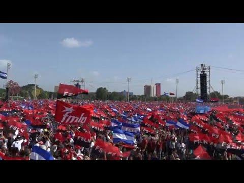 euronews (en español): El régimen sandinista cierra filas