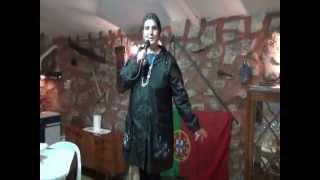 A tua Saia o Ana canta Julia Marques Casimiro no Bandolim