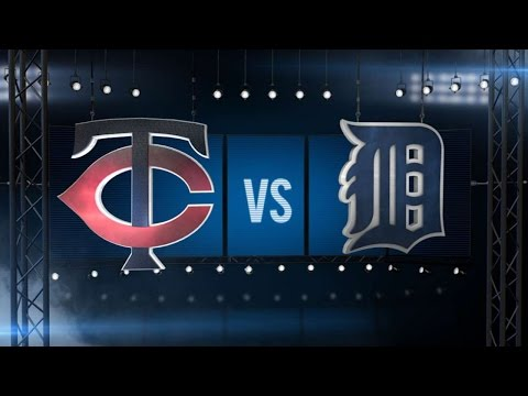 9/14/16: Kinsler leads Tigers to win over Twins