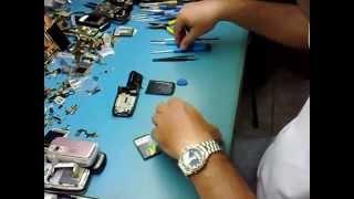 Troca Flex Nokia 6085