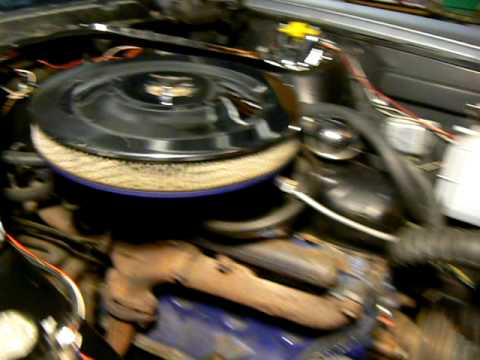 1966 mustang inline 6 cyl youtube BMW 6 Cylinder Engine Diagram