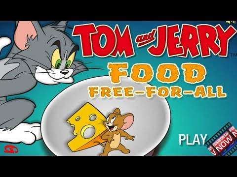 Tom And Jerry: Food-Free-For-All