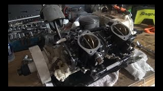 Seadoo Engine Rebuilds, 720XP, Rip And Rebuild Project