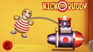 Random Weapons VS The Buddy #16  | Kick The Buddy | Android Games 2018 Gameplay | Friction Games