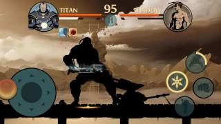 Shadow Fight 2 TITAN VS 3 Shadow download or listen mp3