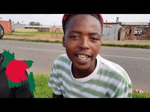 """""""খাঁচায় বন্ধি জীবন"""", অভাগী মায়ের সন্তানেরা দঃ আফ্রিকায় যেমন আছেঃ Bangladeshi life in South Africa"""