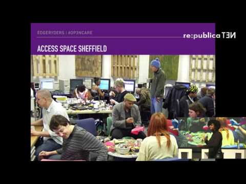 re:publica 2016 — Nadia EL-Imam: Care by communities on YouTube